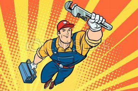 super fast emergency plumber at Reading UK
